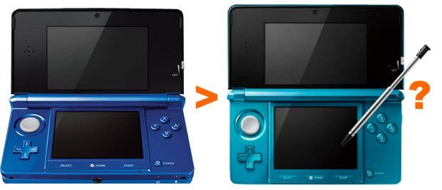 3DS Aqua Blue seguirá fabricándose en occidente
