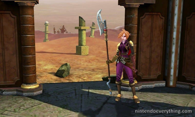 Nuevos Screenshots de Heroes of Ruin para 3DS