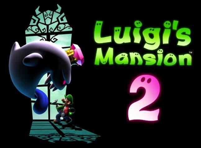 Primer comercial americano de  'Luigi's Mansion 2'