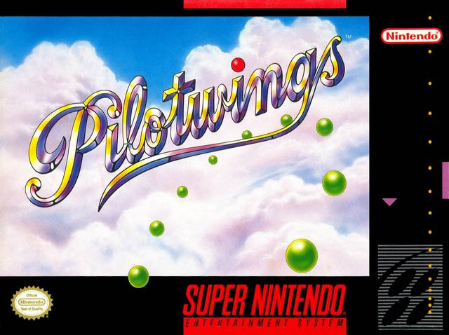 [Retroanálisis] Pilotwings