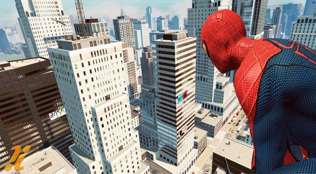 No habrá libertad de movimientos en The Amazing Spider-Man de las consolas de Nintendo