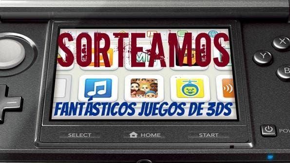 [Concurso] Gana uno de los imprescindibles de 3DS