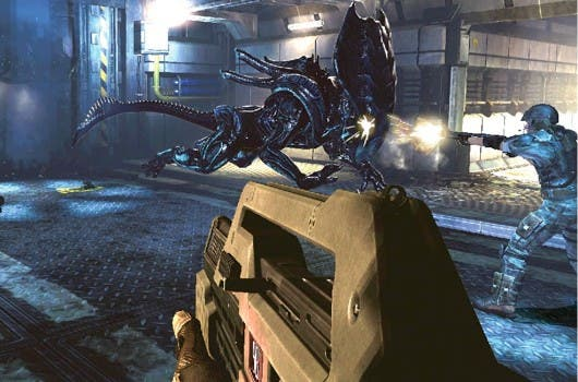 'Aliens: Colonial Marines' se retrasa en Wii U