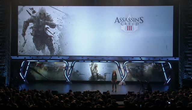 El marketing viral de Assassin's Creed III comienza