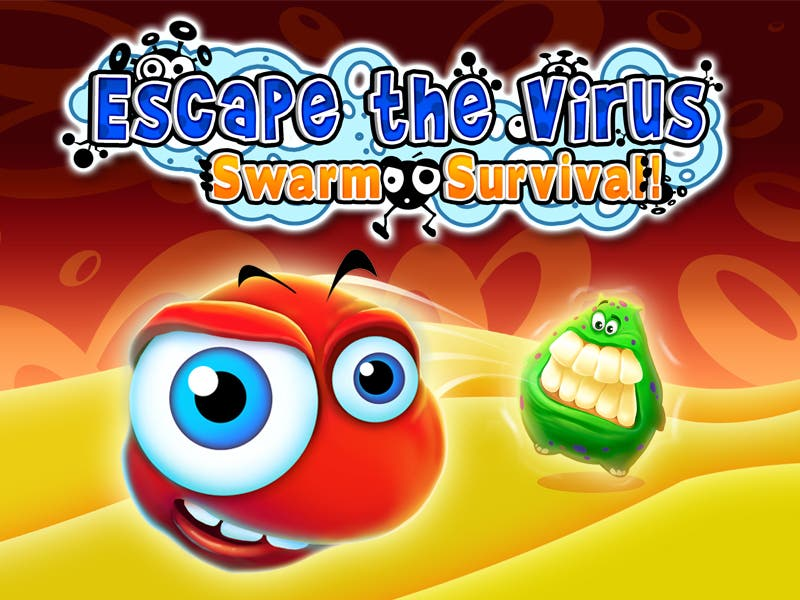 Teyon presenta Escape the Virus: Swarm Survival para DSiWare