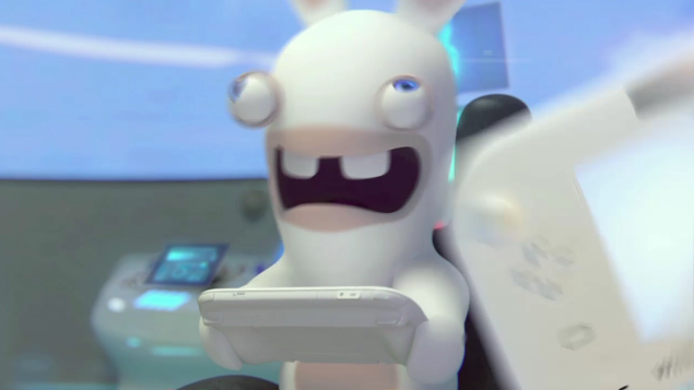 [E3 2012] Primeros trailers de Rabbids Land