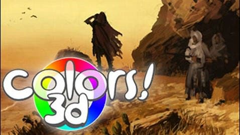 Colors! 3D podría recibir la gran actualización en febrero