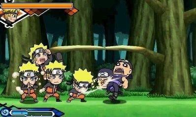 A la venta 'Naruto Powerful Shippuden'