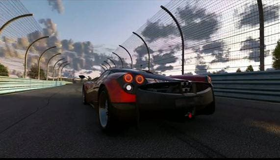 Atípico vídeo de Project CARS
