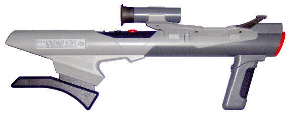 [Retro] Nintendo Super Scope