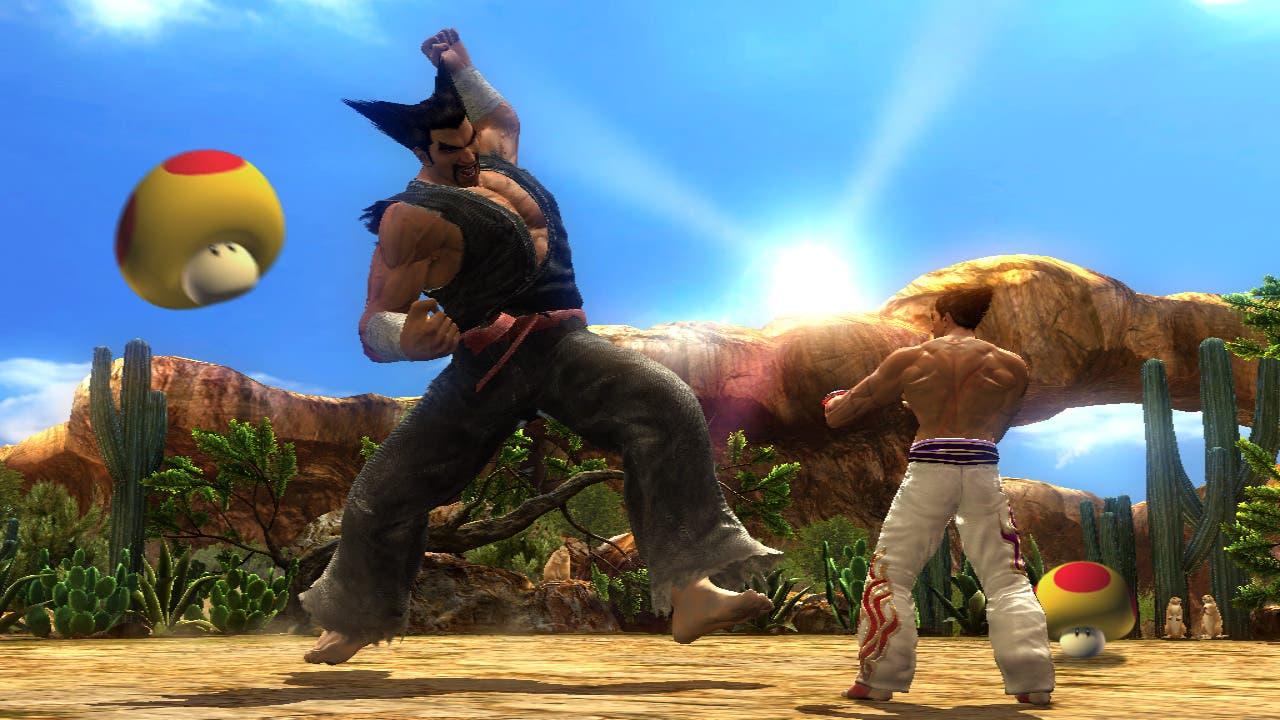 """Habrá varios guiños a Nintendo y una jugabilidad """"más conveniente"""" en Tekken Tag Tournament 2 para Wii U"""