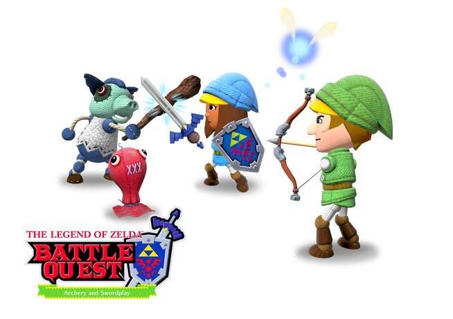 [Comic-con 2012] Nuevos gameplays de Nintendo Land,  ZombiU,  Pikmin 3, New Super Mario Bros. U