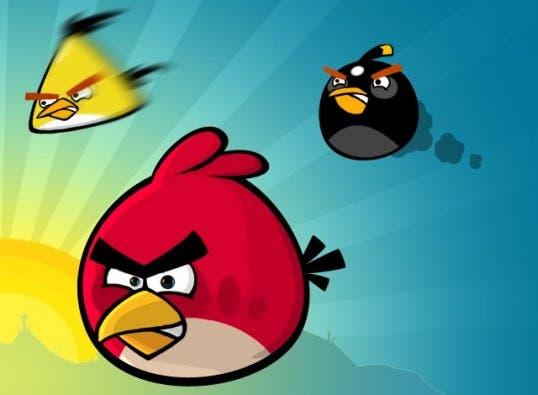 La trilogía de Angry Birds llegará a Nintendo 3DS