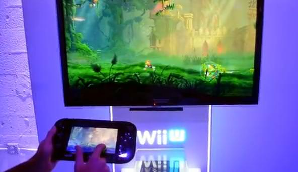[Comic-con 2012] Nuevos gameplay de Rayman Lengends  y Game&Wario  Wii U