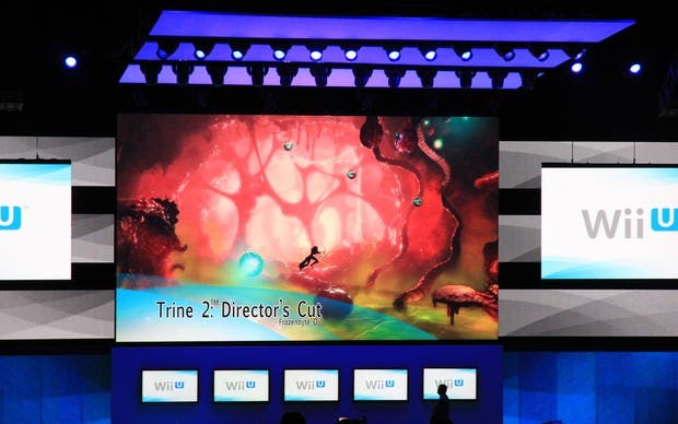 Frozenbyte ve en Miiverse nuevas oportunidades para Trine 2: Director's Cut