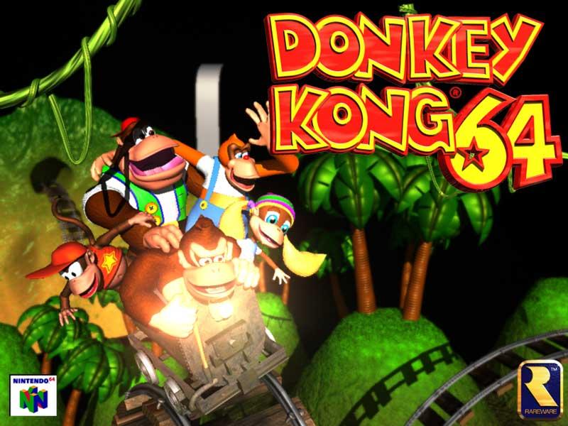 Nos enteramos que el Expansion Pack de 'Donkey Kong 64' era necesario por culpa de un bug