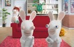 'Rabbids Land' teaser video