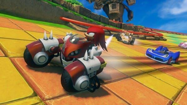 Nuevo trailer de Sonic & All-Stars Racing Transformed