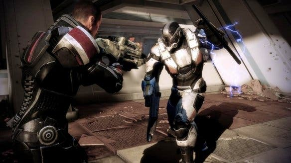 Mass Effect 3 de Wii U será compatible con Off-TV Play
