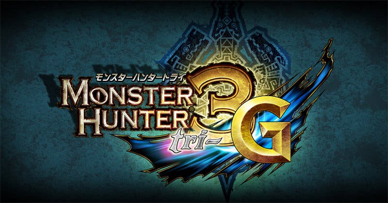 Parece que finalmente tendremos Monster Hunter 3G estas navidades