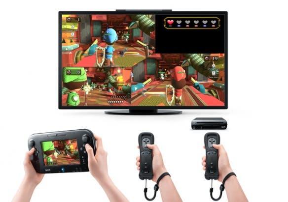 Primer anuncio de televisión en español de Nintendo Land #ConWiiUpuedo