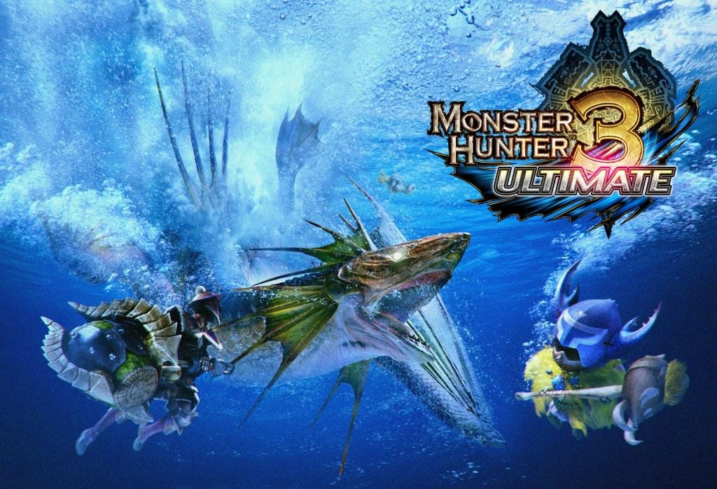 Monster Hunter 3 Ultimate para Wii U correrá a 1080p