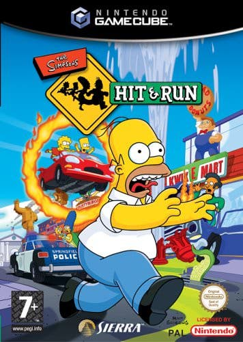 [Retroanálisis] Simpsons Hit & Run