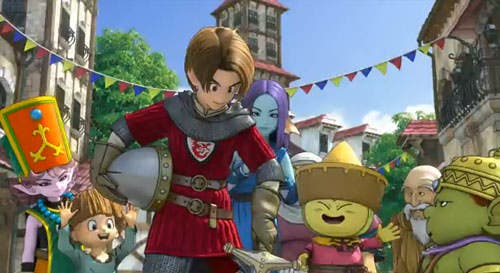 Square Enix registra dos nombres en inglés con similitudes a Dragon Quest