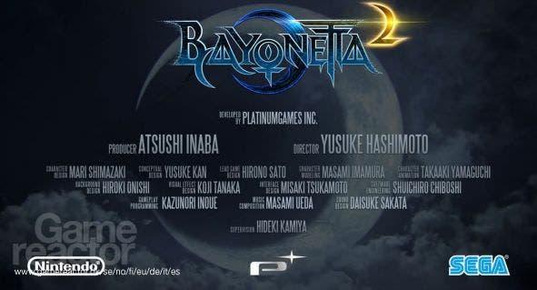 Pachter va a comprar una Wii U sólo para jugar a Bayonetta 2