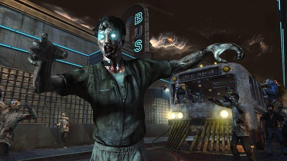 Nuevas imágenes de COD: BO2 (¡zombies!)