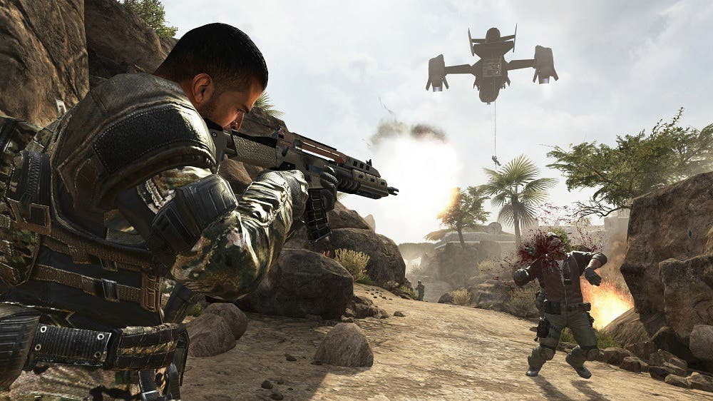 Activision podría no estar satisfecha con las ventas de 'Call Of Duty: Black Ops 2' de Wii U