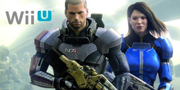 BioWare dice que Mass Effect 3: Special Edition para Wii U es algo más que un simple port.