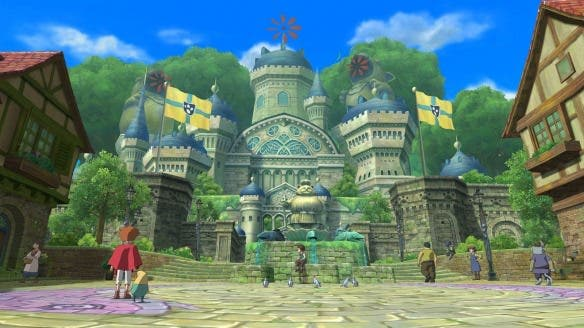 Level 5 explica por qué Ni no Kuni no llegará a occidente