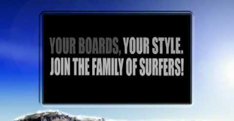 Rising Board 3D: presentación oficial