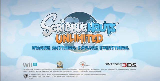 Amazon ha enviado copias de 'Scribblenauts Unlimited' a algunos compradores en Europa