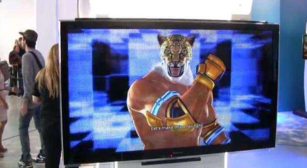 [TGS 2012] Nuevos gameplay de Tekken Tag Tournament 2 y Ninja Gaiden 3: Razor's Edge