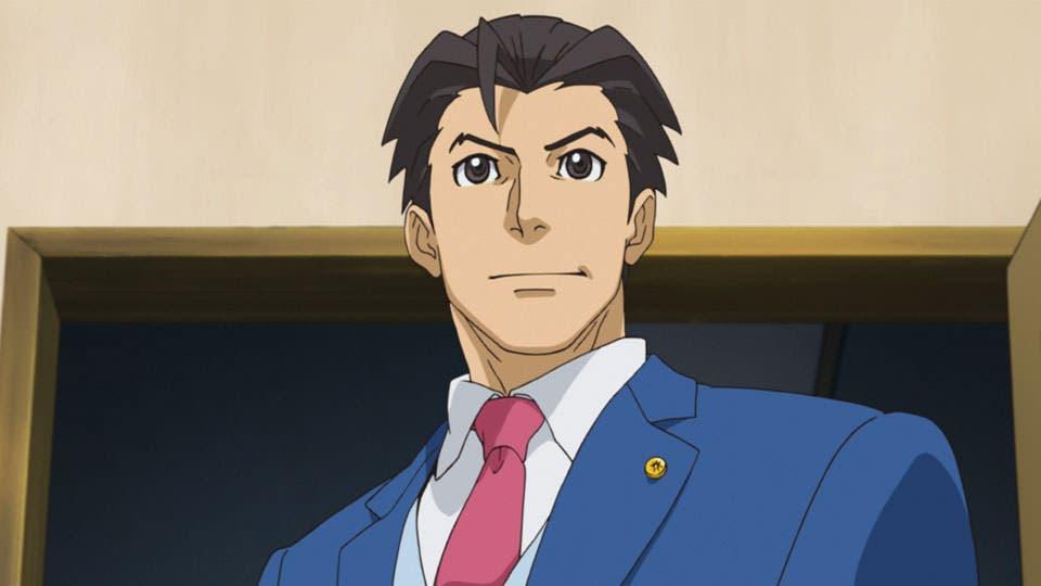 Esta es la lista de actores de voz ingleses para el anime de Ace Attorney