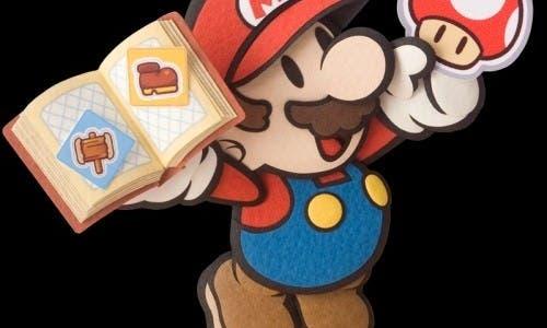 Posible filtración del retorno de Paper Mario a Nintendo 3DS