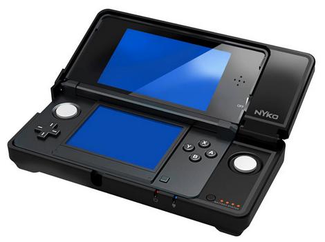 Nyko cancela el lanzamiento de Pro Power Grip para Nintendo 3DS