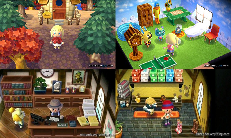 Nuevo gameplay con sabor navideño de  'Animal Crossing: Jump Out'