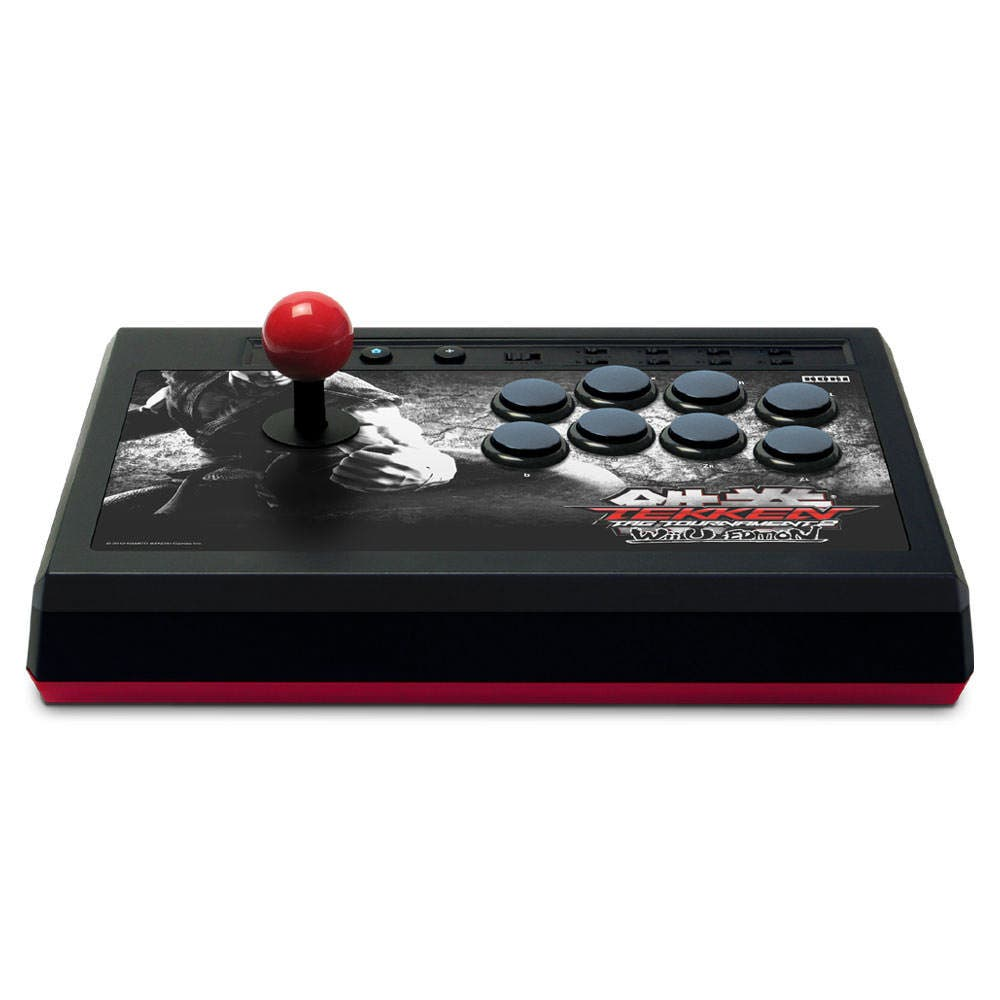 Anunciado arcade stick de 'Tekken Tag Tournament 2: Wii U Edition'