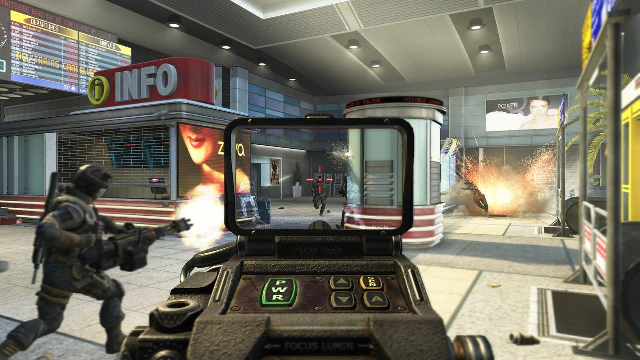 Call of Duty Black Ops 2 no correrá en 1080p de forma nativa