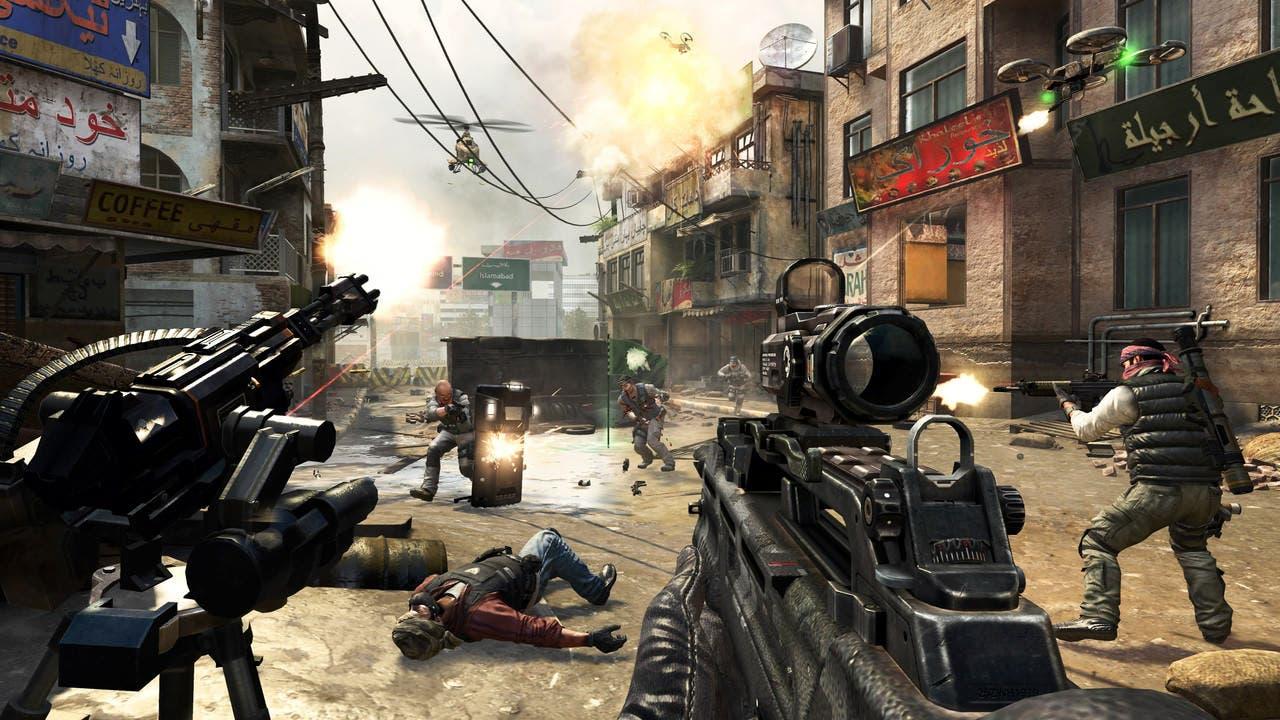 La última actualización de 'Call of Duty: Black Ops 2' para Wii U tiene varios errores