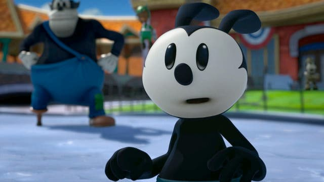 Epic Mickey 2: The Power of Two y el Off-TV play