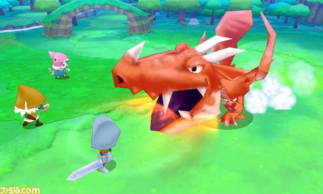 Level-5 registra 'Fantasy Life' en Europa