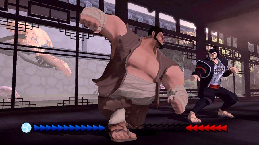 Karateka: screens y detalles