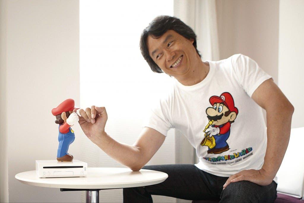 Miyamoto cree verse trabajando hasta que muera