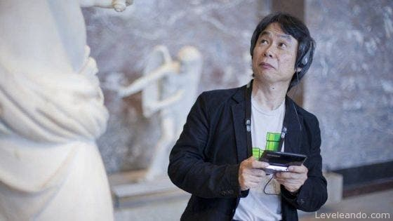 Nintendo direct Mini sobre 'Nintendo 3DS Guide: Louvre'