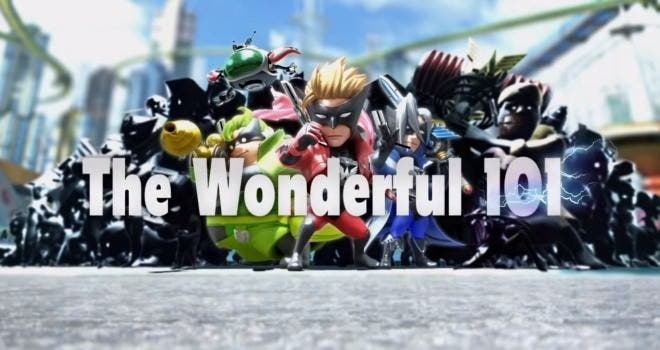 Nuevo gameplay de 'The Wonderful 101″