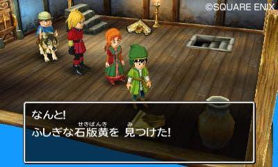 Nuevas imágenes y detalles de 'Dragon Quest VII 3DS'